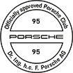 Officially approved Porsche Club 95